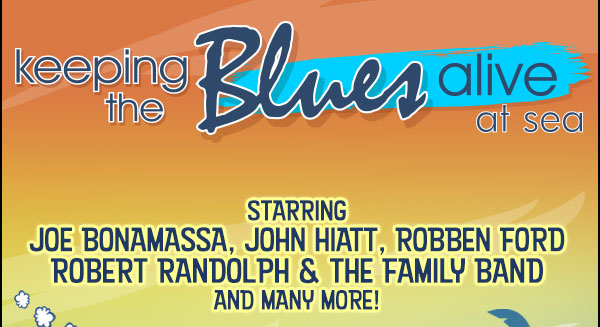 Keeping The Blues Alive At Sea Pre-Sale Registration