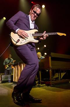 Joe Bonamassa In Guitar Player Magazine