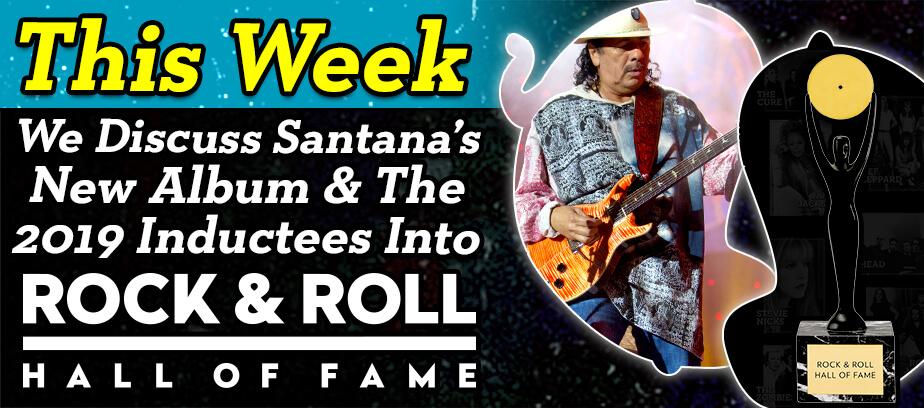 Joe Bonamassa | Friday Newsletter - #50| Rock And Roll Hall