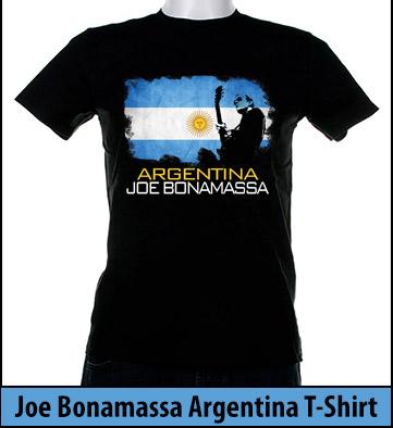 Bonamassa Argentina T-Shirt