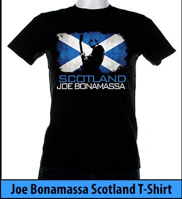 Bonamassa Scotland world tee