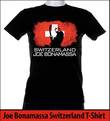 Bonamassa Switzerland world tee